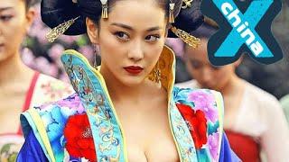 china : x - Kaiserin der tiefen Ausschnitte / Empress of Cleavage