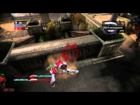 Gears of war Judgment-  Torneo Masivo Online