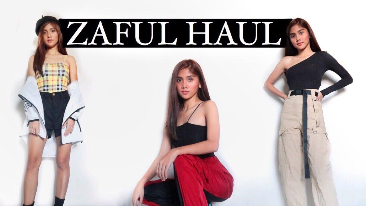 Zaful Clothing Try-On Haul 2019