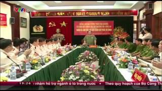 Thời sự 19 giờ của Đài Truyền hình Việt Nam VTV