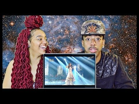 """Sohyang - 소향 - """"Bridge Over Troubled Water"""" {REACTION}"""