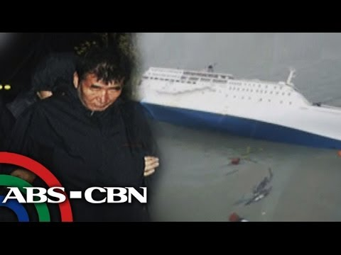 Captain of capsized South Korean ferry arrested