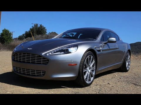 2011 Aston Martin Rapide Review
