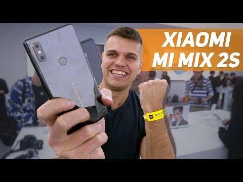 Первый Обзор Xiaomi Mi Mix 2S. Таким будет Xiaomi Mi7, только Дешевле