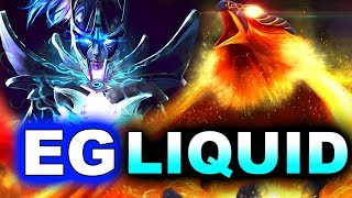 LIQUID vs EG - WHAT A MATCH! - MDL MACAU 2019 DOTA 2