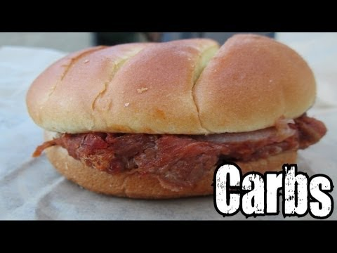 CarBS - Burger King Memphis BBQ Pulled Pork Sandwich