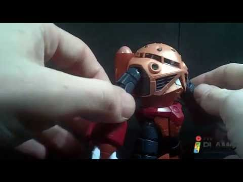 1/144 RG Z'GOK (Char Colours) Review