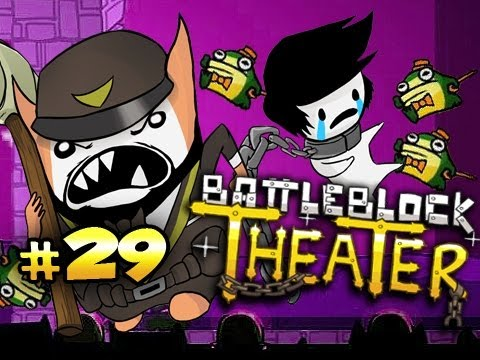A LOVELY HAT - Battleblock Theater w/Nova & Immortal Ep.29