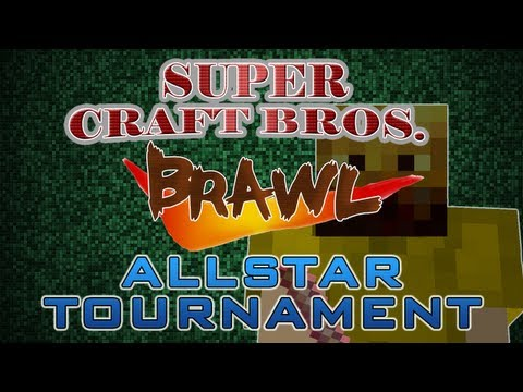 Super Craft Bros Tournament {ALLSTAR EDITION}