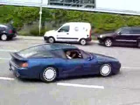 1991 Renault Alpine A 610. Mustang GT vs. Alpine A 610