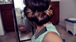QUICK & Easy Updo