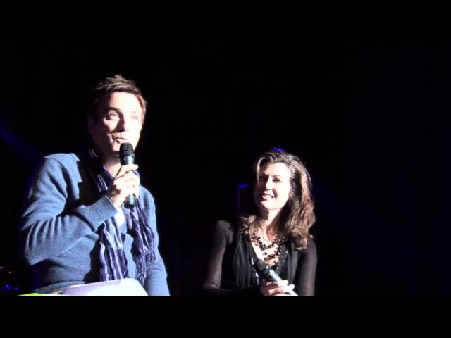 Michael W. Smith & Amy Grant Question/Answer Session - Part 3 of 3.