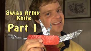 Fold A Swiss Army Knife!  Part 1