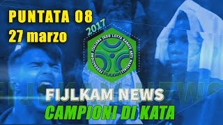 FIJLKAM NEWS 08 - Campioni di Kata
