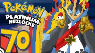Pokemon Platinum NUZLOCKE Part 70 - TFS Plays