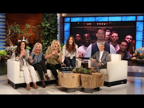 Channing Tatum's 'Magic Mike' Surprise