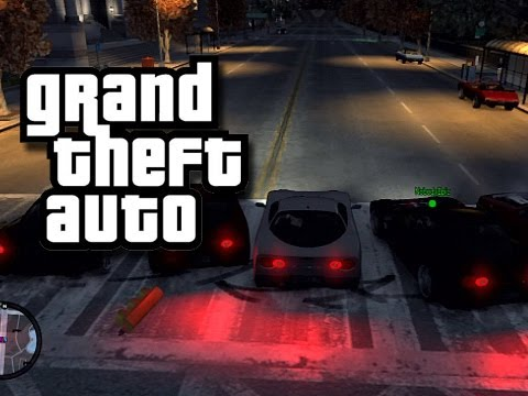 GTA Funny Moments and Stuff #9 (I Can't Wait for GTA 5!)