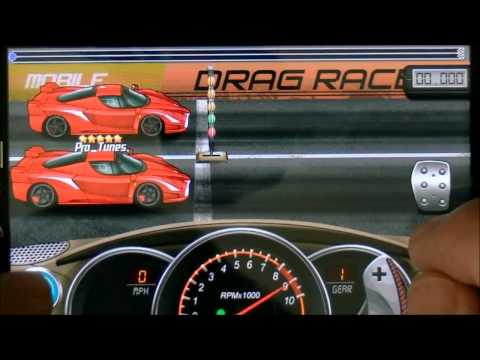 Drag Racing 7 583 Ferrari FXX Evoluzione level 9