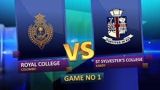 Pentathlon   Season 2   EP 02   Royal College - Colombo vs St.Sylvester's College - Kandy
