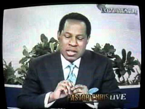 Pastor Chris Oyakhilome Defends Masturbation Is Not A Sin Part (1-2) video