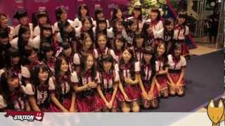 JKT48 @ DahSyat Awards + Interview with Beby,Dhike, Ve (Team J) & Cindvia, Vienny, Rona (Trainee)
