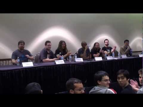 Edmonton Expo 2012: The Mass Effect Universe Panel