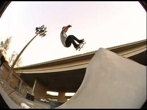 SKATEBOARDING - BEN HATCHELL - RAW FOOTAGE