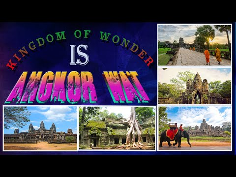 Cambodia tourism angkor wat videos | cambodia tourist attractions angkor wat 2016 #2