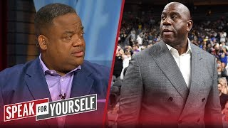 Magic Johnson is clearly trying to damage the Lakers — Jason Whitlock | NBA | SPEAK FOR YOURSELF