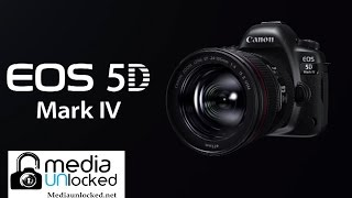 02. What Each Function Of The Canon 5D Mark IV Does & How To Use Them Part 1 The Buttons & Body