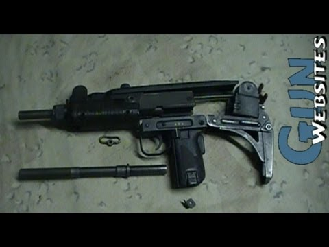 Full Auto UZI Parts Kit