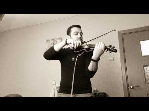 Violin Cover (Burak Yeter - Tuesday Ft. Danelle Sandoval)