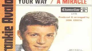 Watch Frankie Avalon A Miracle video
