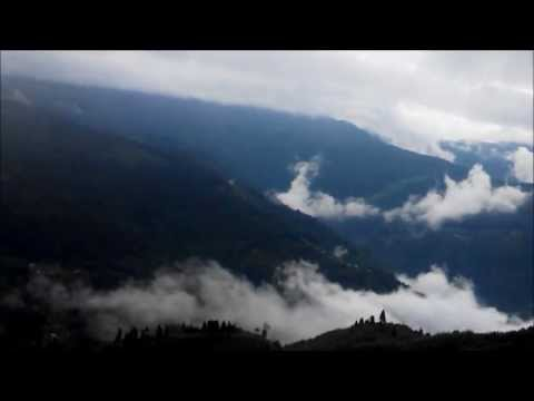 Travel Guide India Part 7 open India nepal border - Mirik Darjeeling Kalimpong Gangtok Namchi