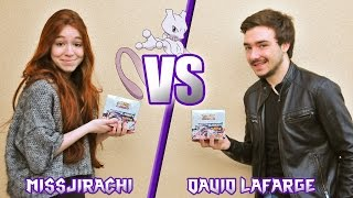 # DOUBLE OUVERTURE 4 # De 2 Displays Pokémon XY IMPULSION TURBO ! DAVID LAFARGE VS MISSJIRACHI !