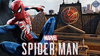 Spider-Man PS4 - Doctor Strange Sanctum Sanctorum Revealed!