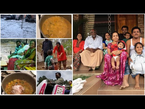 #VLOG/FULL DAY VLOG/FAMILY TRIP TO OOTY,MYSORE/SNOWY DAY/PULUSU FOR CHAPATHI