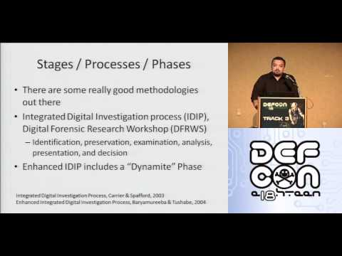 DEFCON 18: A New Approach to Forensic Methodology Case Studies 1/4