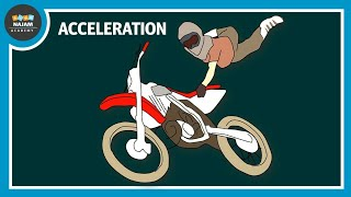 What is Acceleration? Best Explanation, Physics