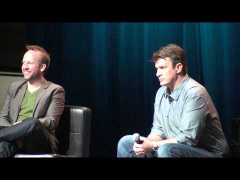 2013 Calgary Expo Nathan Fillion Panel. April 28. 2013. Part 1 Of 3.