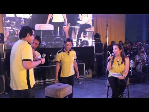 Kris Aquino rocks the vote with cousin Bam Aquino (May 8)