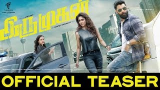 Iru Mugan - Official Teaser