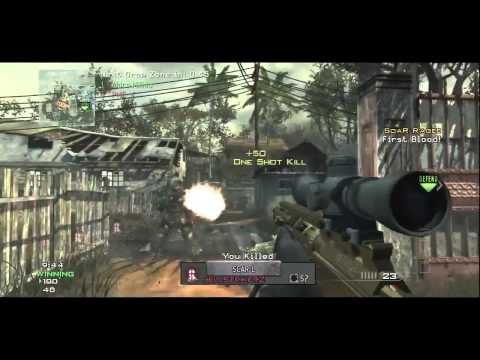 [HD] Modern Warfare 3 & Black ops II - Minitage #2