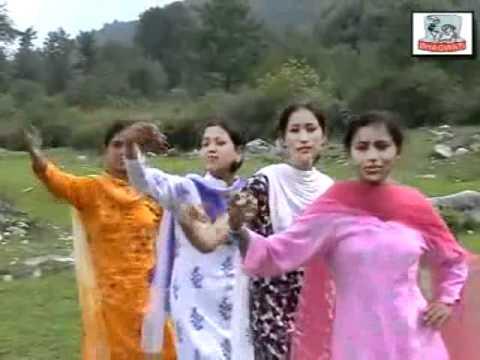 kaukha be chali tu himachali pahari nati(video)..rakesh thakur...