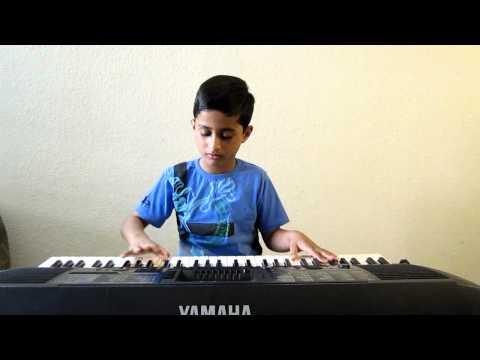 Mukkala Muqabla - Roshan Nagaram (keyboard Play) Instrumental...