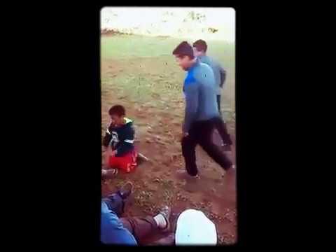 رقصة خطيرة من طفل صغير يحقق اعلى نسبة مشاهدة بالمغرب thumbnail