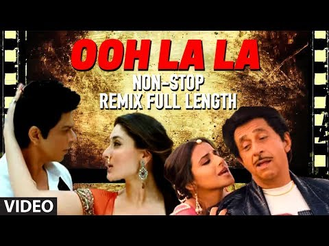 ooh La La Non-stop Remix Full Length (exclusively On T-series Popchartbusters) video