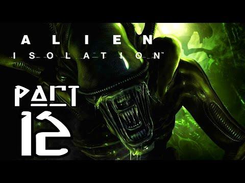 ► Alien : Isolation | #12 | Záchrana? | CZ Lets Play / Gameplay [1080p] [PC]