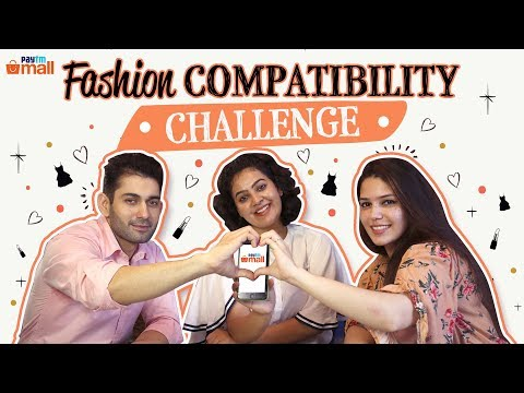 Fashion Compatibility Challenge | Fashion | Pinkvilla | Paytm Mall thumbnail