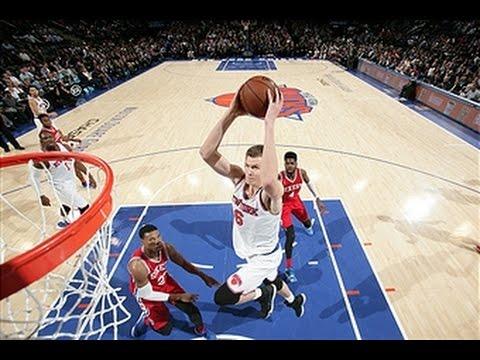 New York Knicks vs Philadelphia 76ers - December 2, 2015